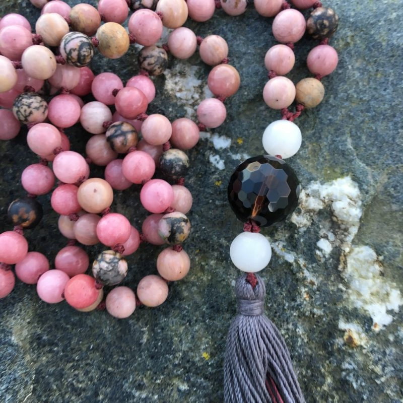WRITE FOR US TO WIN THIS MONTH'S ST  VALENTINE'S MALA